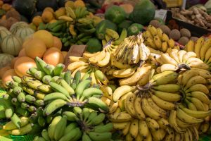 Choose Between Chips Made from Unripe and Ripe Bananas