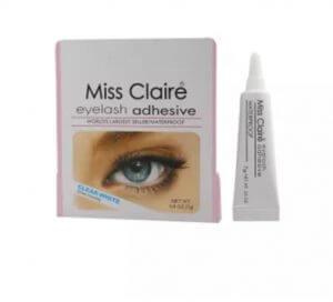 2. Miss Claire Eyelash Adhesive