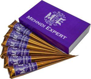 3. Expert Traders Mehndi Cone Box