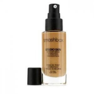 6. Smashbox Studio Skin 15 Hour Wear Hydrating Foundation