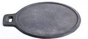 2. Siva Naturals Traditional Cast Iron Dosa Kallu