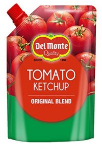 4. Delmonte Tomato Ketchup Pack Pouch