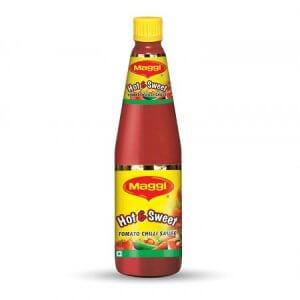 2. MaggiHot & Sweet Tomato Chilli Sauce Bottle