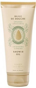 5. Panier Des Sens Sweet Almond Collection Shower Oil