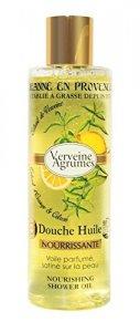 3. Jeanne en Provence Verveine Agrumes Shower Oil