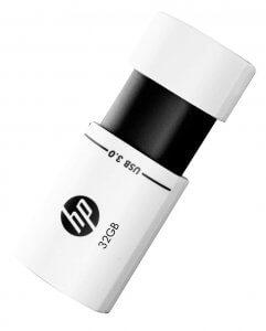 2. HP x765w 32GB USB 3.0 Pen Drive