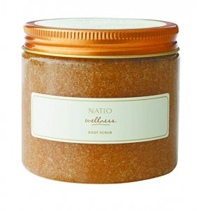 3. Natio Wellness Body Scrub