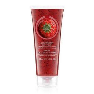 1. The Body Shop Strawberry Body Polish Scrub